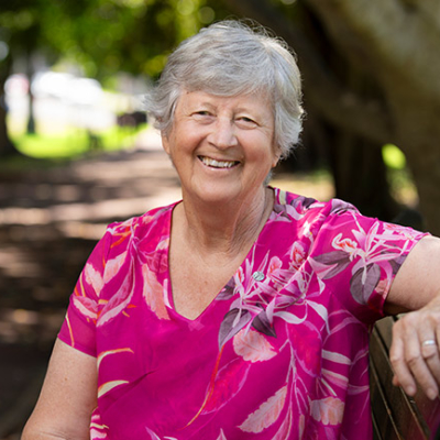 Sr Rita Fitt receives Australia Day honour